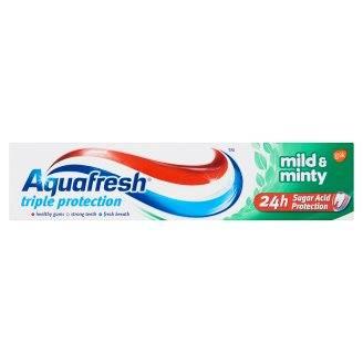 Aquafresh fogkrém 100ml mild