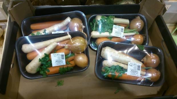 Vegyes zöldség csomag 500g