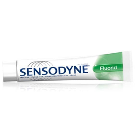 Sensodyne fogkrém 75ml fluoridos
