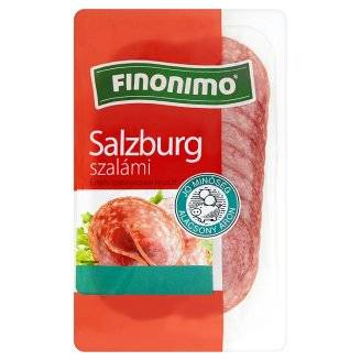 Kaiser Finom Salzburg Szalámi 75g