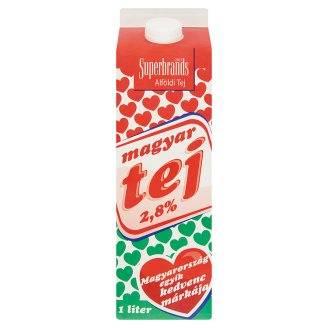 Alföldi Magyar tej ESL 2,8% 1l dobozos