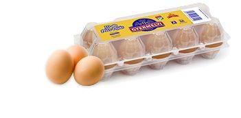 Gyermelyi tojás dobozos 10db M-es méretû