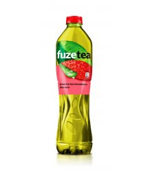 Fuze tea 1,5l zöld eper aloe PET