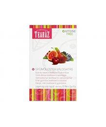 Gárdonyi tea 20filter piros gyümölcstea válogatás