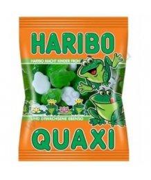 Haribo gumicukor 100g Quaxi béka