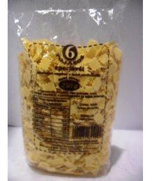 Barabás 6 tojásos tészta 250g házi eperlevél