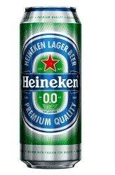Heineken alkoholmentes dobozos sör 0% 0,5l