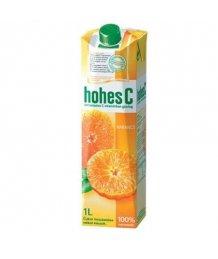 Hohes C 1l rostos narancs 100% dobozos