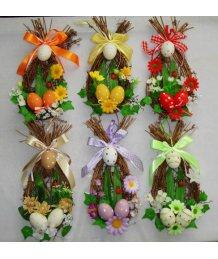 Húsvéti koszorú 4 színben