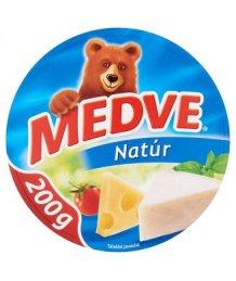 Medve ömlesztett sajt 200g natúr