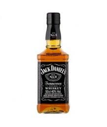 Jack Daniel's Whisky 40% 0,5l