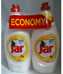 Jar mosogatószer Duo 2*900ml citrom