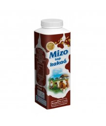 Mizo ízesített tejital 450ml kakaó dobozos