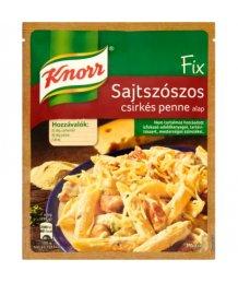Knorr alap 40g sajtszószos csirkés penne