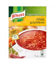 Knorr Alföldi hamis gulyásleves 50g