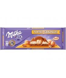 Milka 300g toffee egészmogyorós