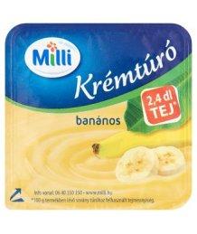 Milli krémtúró 90 g banános