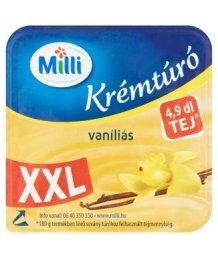 Milli krémtúró 180 g XXL vaníliás