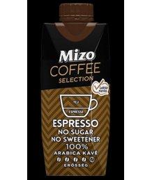 Mizo Coffee Sel.Espresso UHT laktóz+cukorm.félzs.kávés tej 330ml