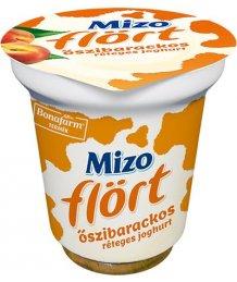 Mizo Flört réteges joghurt 150g barackos