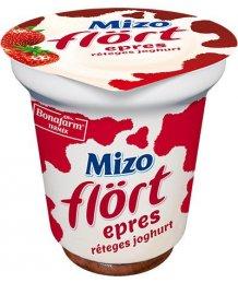 Mizo Flört réteges joghurt 150g epres