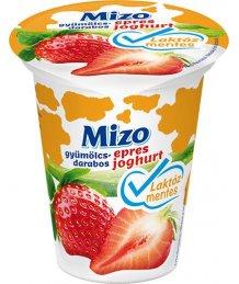 Mizo laktózmentes epres joghurt 150g