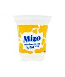 Mizo laktózmentes tejföl 20% 150g