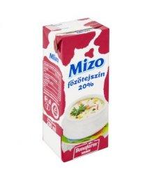 Mizo UHT Fõzõtejszín 20% 200ml