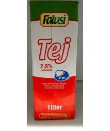 Reál Falusi friss tej 2,8% 1l dobozos