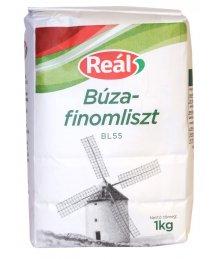 Real finomliszt 1kg BL55
