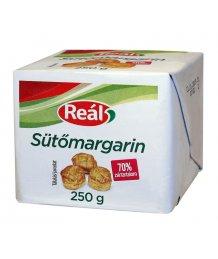 Reál sütõ margarin 250g Kocka