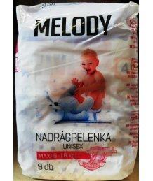 Reál Melody pelenka 9db maxi 8-18kg