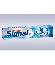 Signal fogkrém 75ml Deep fresh aquam