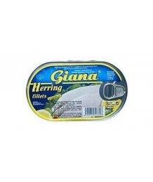 Giana heringfilé olajban 170/119gTT