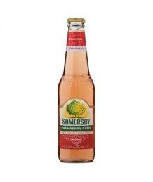 Somersby cider görögdinnye ízesítéssel 4,5% 330 ml