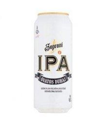 Soproni Óvatos Duhaj IPA dobozos sör 0,5l