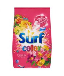 Surf mosópor 1,4kg (20 mosás) Color Tropical Lily & Ylang Ylang