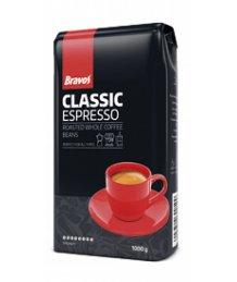 Bravos classic espresso kávé 1kg szemes