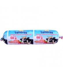 Talléros tömlõs sajtkrém 100g sonkás