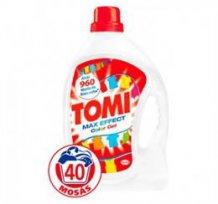 Tomi mosógél 40 mosás 2l color
