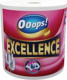 Ooop Excellence papír kéztörlõ 1 tekercses 3 rétegû