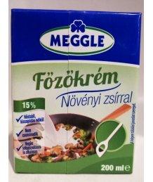 Meggle fõzõkrém 15% 200ml