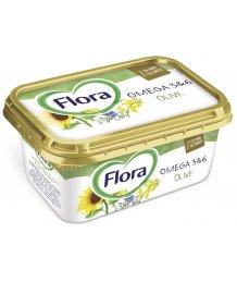 Flora margarin 400g olive