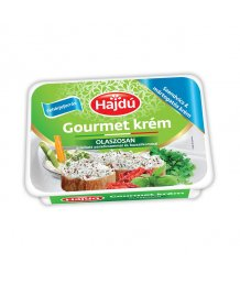 Hajdu Gourmet sajtkrém 180g olaszos