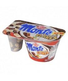 Monte chocco flake 125g