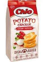 Chio potato cracker 90g CREAMY PAPRIKA