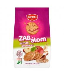 Detki Zab-Álom 180g almás zabpelyhes keksz