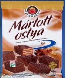 Urbán parány 200g tej bevonatú kakaókrémes töltelékkel