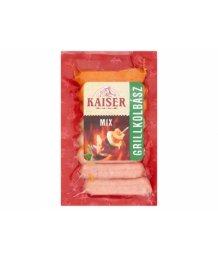 Kaiser grillkolbász 190g Mix