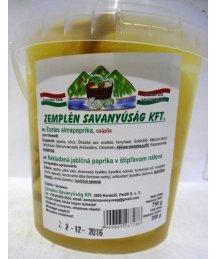 Zempléni almapaprika csípõs vödrös 350g